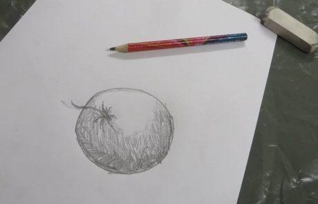 Kunst in der Montessori-Schule Berlin